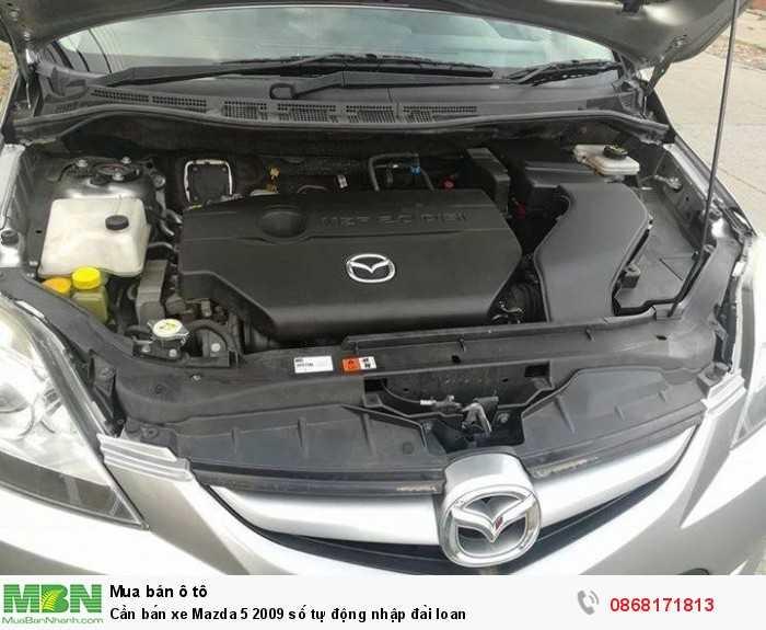 Mazda Premacy sản xuất năm 2009 Số tự động Động cơ Xăng