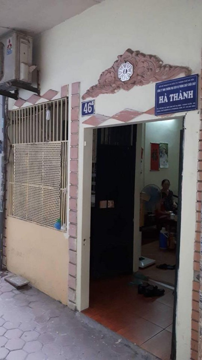 Chính chủ bán đất Nguyễn Trãi, Thanh Xuân lô góc, kinh doanh nhỏ !