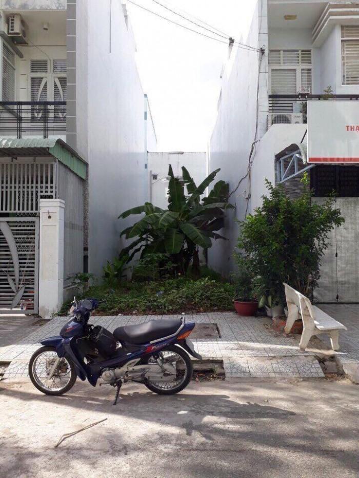 Bán Nền Mặt Tiền Tú Xương Đường Số 6 KDC Hồng Phát DT 4,5x20