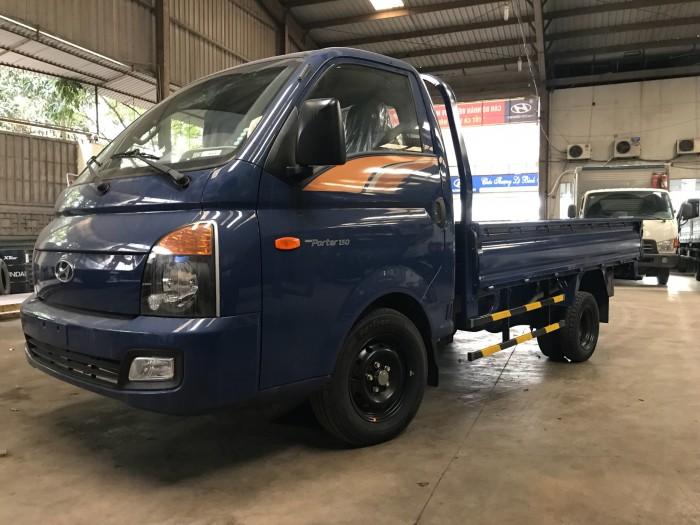 Hyundai Porter 150, HD700 satxi, thùng kín, thùng lửng, giao xe ngay, hỗ trợ vay trả góp 2