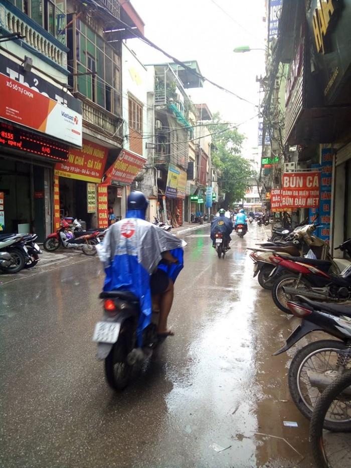 Mặt phố kinh doanh Triều Khúc Thanh Xuân thoáng trước sau 5 tầng 57m2 MT 4m giá 8.1 tỷ