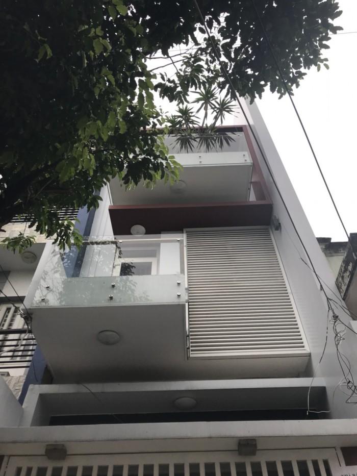 Bán nhà MT đường Lê Sát , P Tân Quý Q Tân Phú