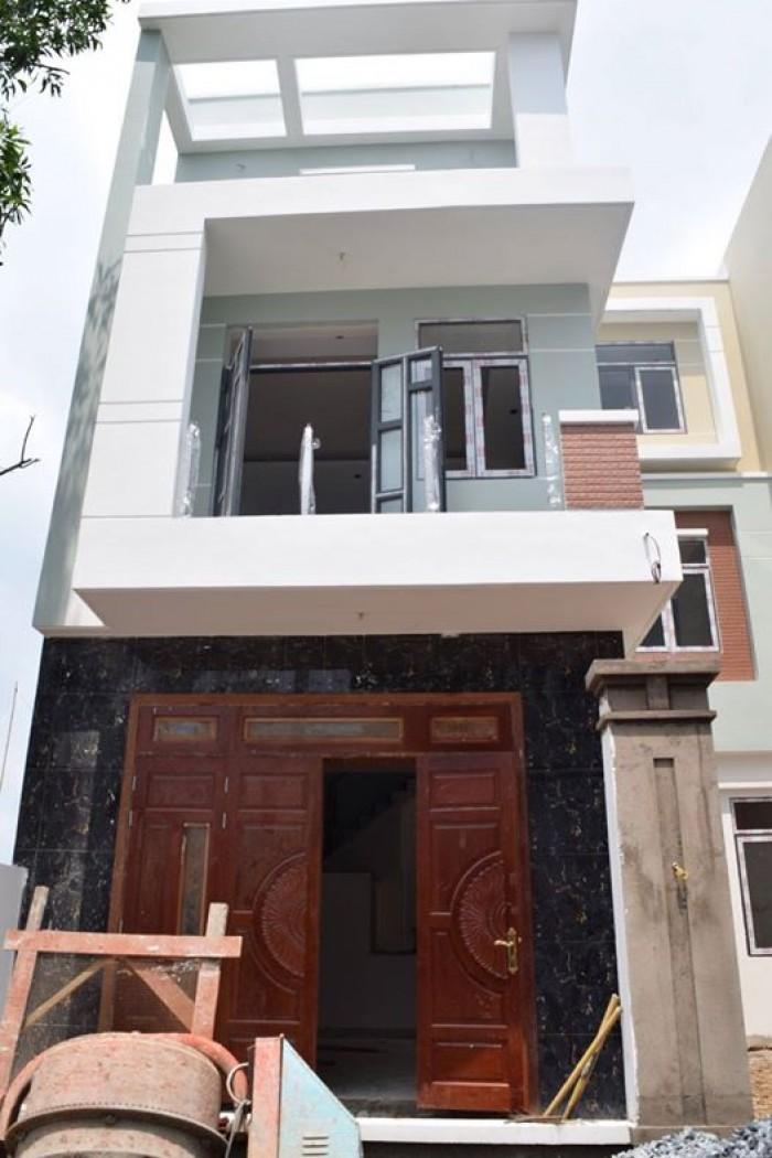 Nhà phố thương mại An Phú, 24 căn nhà mới xây ngay An Phú 33