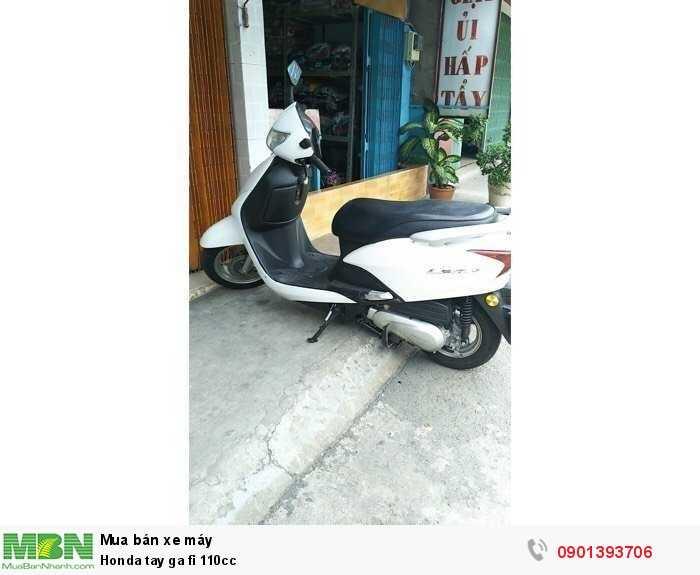 Honda tay ga fi 110cc