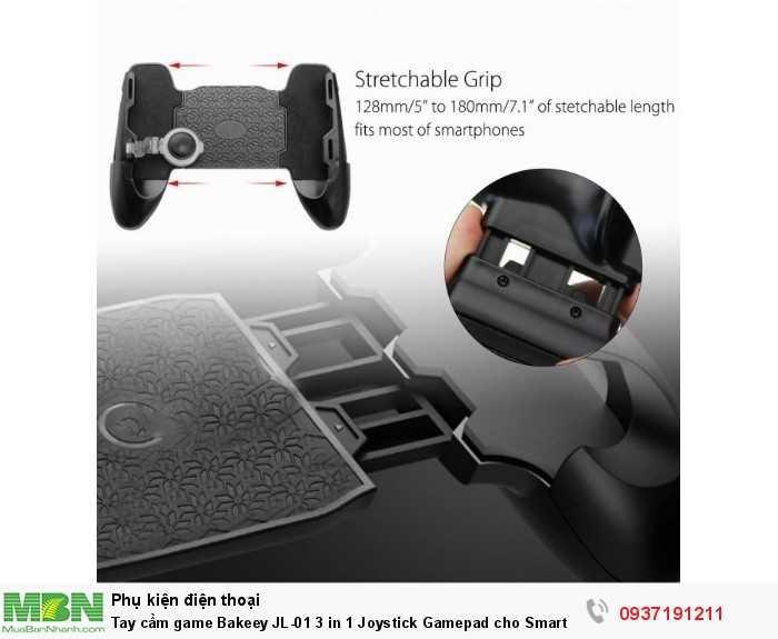 Tay cầm game Bakeey JL-01 3 in 1 Joystick Gamepad cho Smartphones2