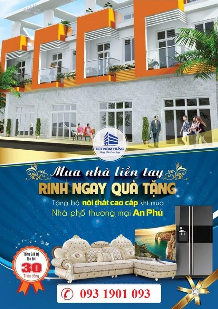 Bán nhà liền kề Vsip I Thuận An