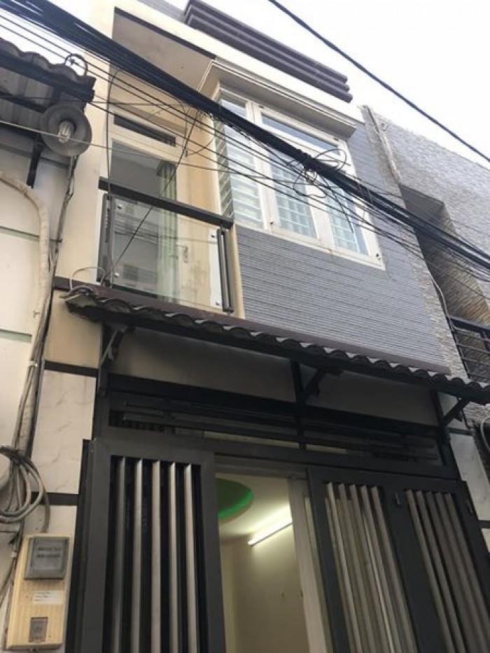 Cho thuê nhà nguyên căn đường 21 Bình Tân