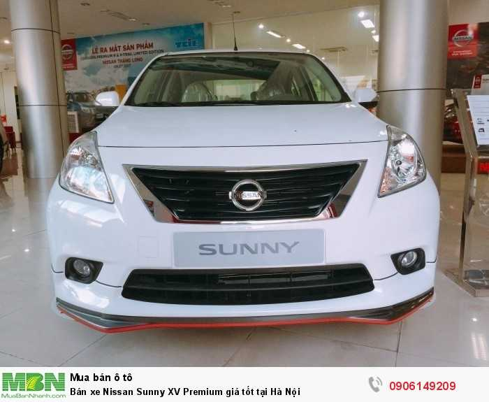 Bán xe Nissan Sunny XV Premium giá tốt tại Hà Nội