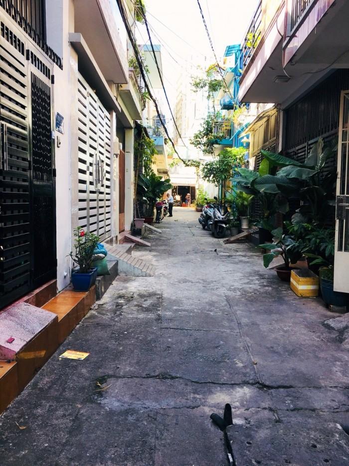 Bán nhà hẻm đường Tân Hương , P Tân Quý Q Tân Phú