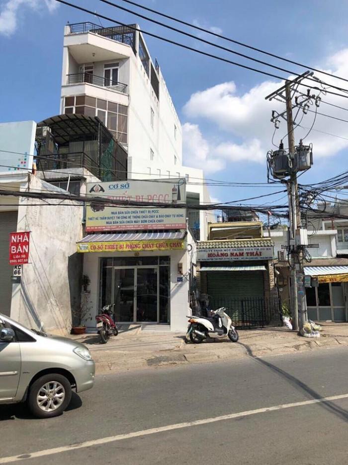 Cậu Thành Tôi cần Bán Nhà gần Mặt tiền Huỳnh Tấn Phát
