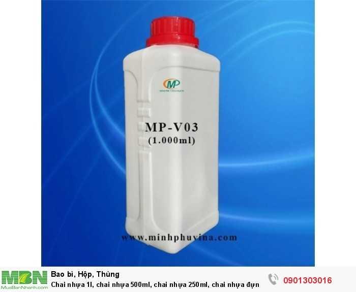 Chai nhựa 1l, chai nhựa 500ml, chai nhựa 250ml, chai nhựa đựng hóa chất9