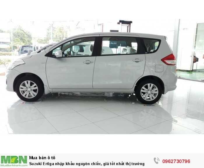 Suzuki Ertiga nhập khẩu nguyên chiếc, giá tốt nhất thị trường