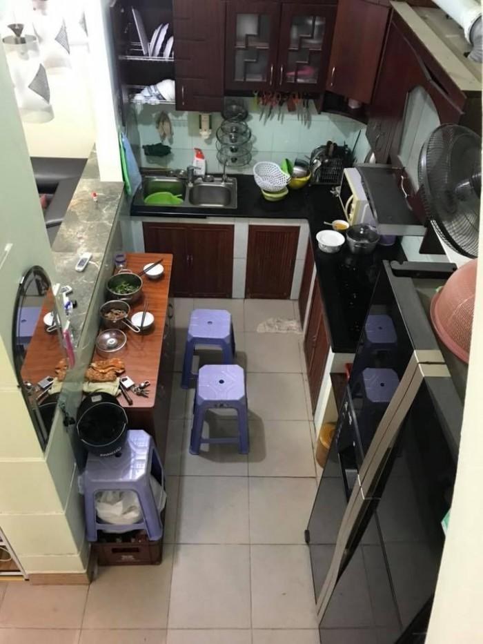 Bán nhà Trương Định 34m, 4 tầng, Vị trí đắc địa, cực đẹp, tặng FULL nội thất