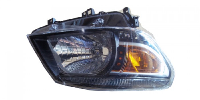 Đèn Pha Ford Ranger 2009-2011 3