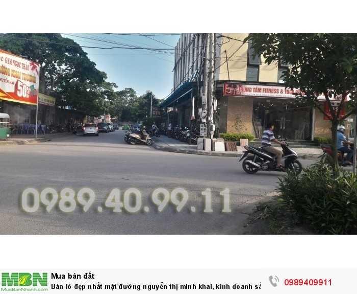 Bán Lô Đẹp Nhất Mặt Đường Nguyễn Thị Minh Khai, Kinh Doanh Sầm Uất Nhất Thị Xã Phổ Yên