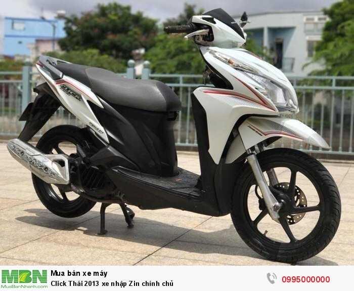Click Thái 2013 xe nhập Zin chính chủ