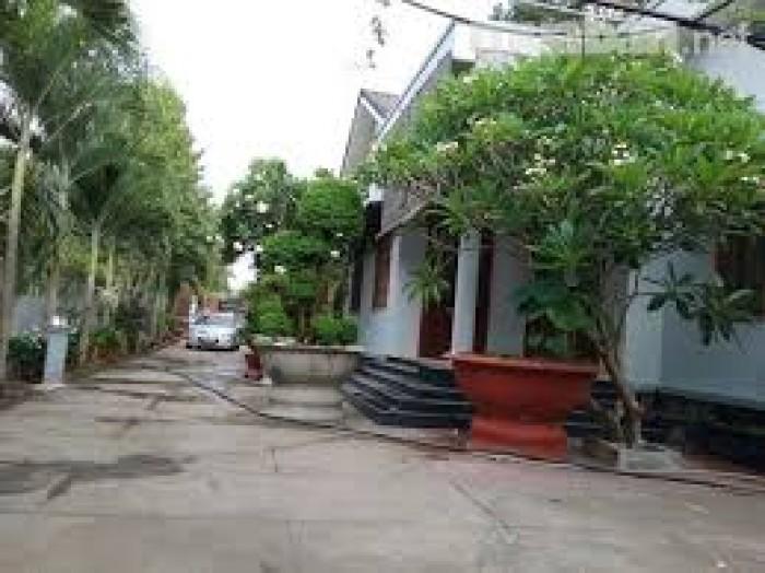 Bán căn nhà vườn, Lê Vĩnh Huy, Củ Chi  529m2
