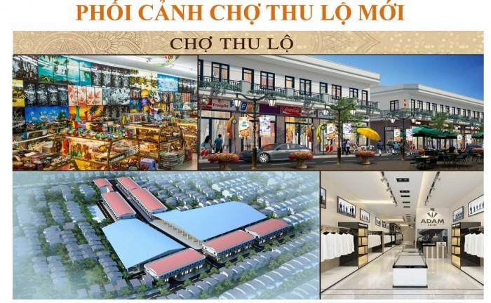 Bán Kiốt - Shophouse Điểm Kinh Doanh Chợ Đêm Duy Nhất Thành Phố Quảng Ngãi