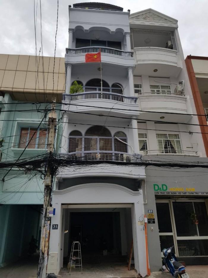 Bán nhà riêng đường Lê Hồng Phong, P10, Q10.shr, dt 100m2