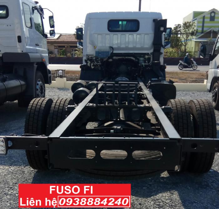 Bán xe tải Mitsubishi Fuso FI 7.1 tấn thương hiệu Nhật Bản tại Long An, Tiền Giang, Bến Tre 2