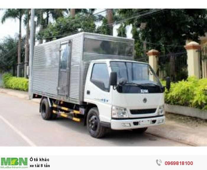 Xe tải 1.7 tấn hỗ trợ trả góp 80% giá trị xe lãi xuất thấp