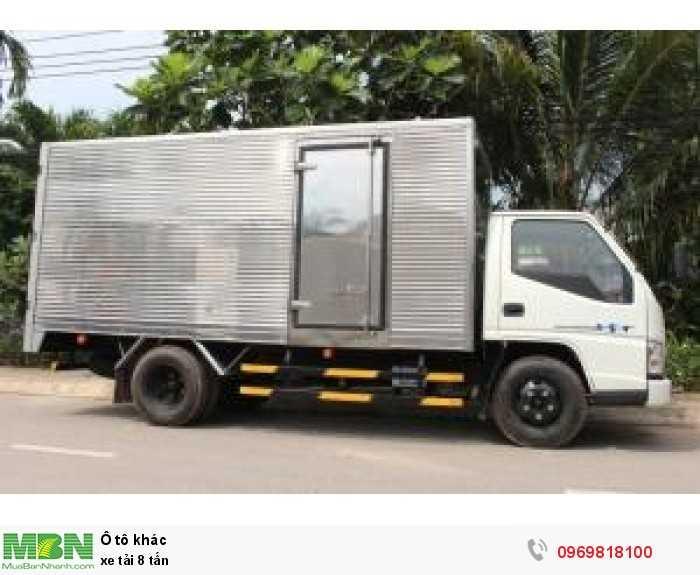 Xe tải 1.7 tấn hỗ trợ trả góp 80% giá trị xe lãi xuất thấp 3