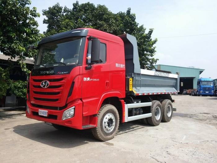 Xe Ben Hyundai 3 Giò 360HP