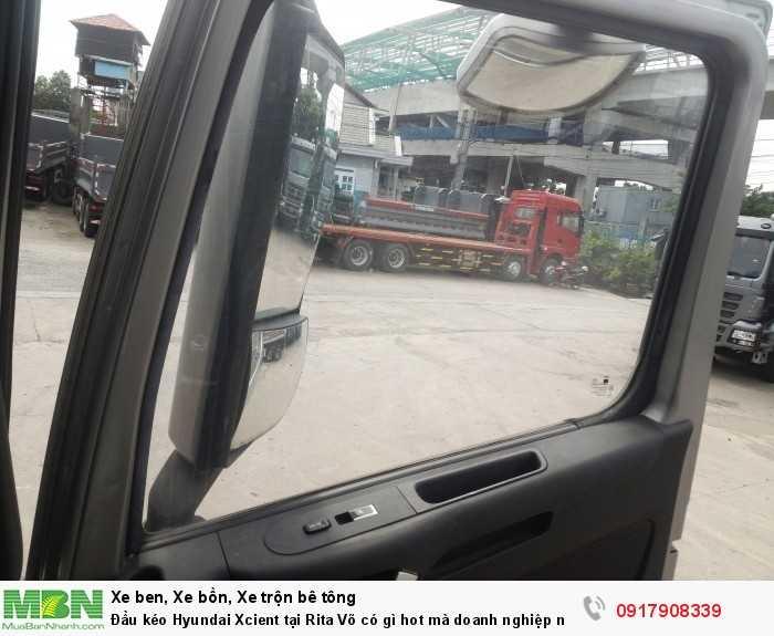 Đầu kéo Hyundai Xcient tại Rita Võ có gì hot mà doanh nghiệp nào cũng muốn mua ngay 9