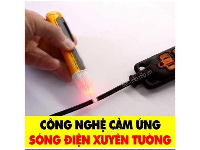 Bút thử điện cảm ứng thông minh0