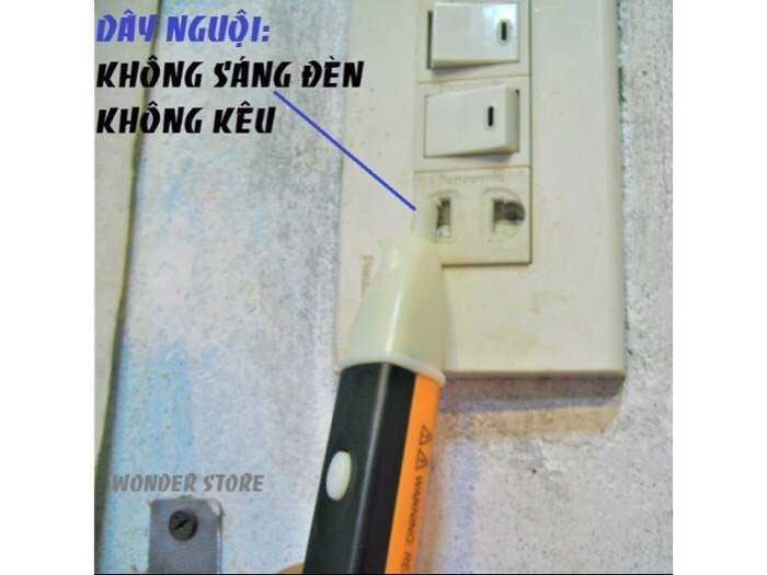 Bút thử điện cảm ứng thông minh1