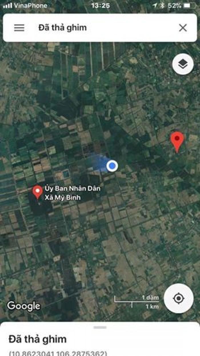 Đất thuộc xã Mỹ Bình, huyện Đức Huệ, tỉnh Long An