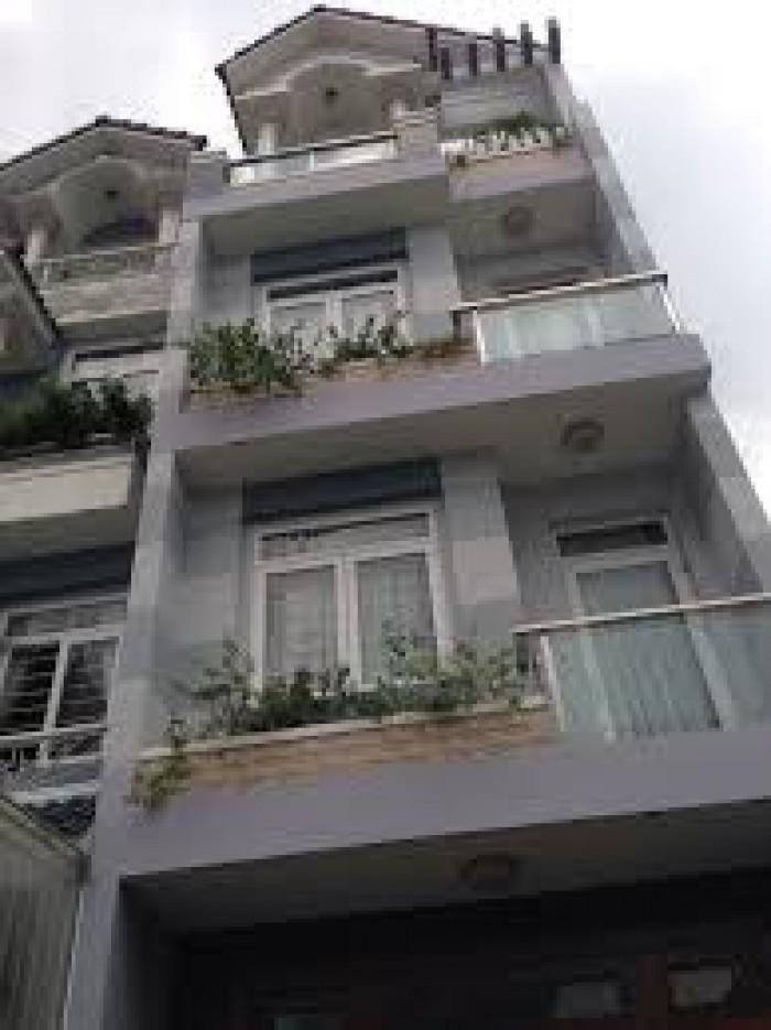 Cần bán gấp nhà HXH quận Tân Bình, 38,98m2