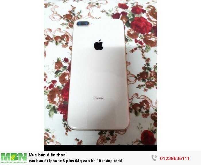 CẦn bán Iphone 8 plus0