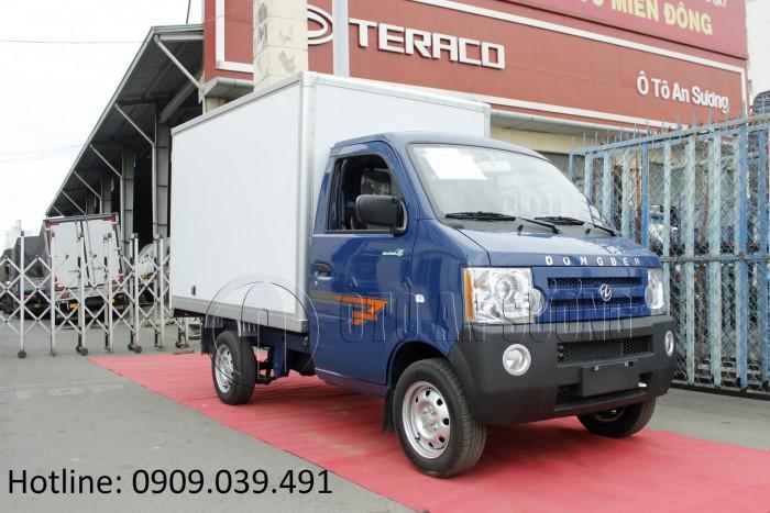 Xe tải trả góp Dongben 870kg_Trả trước 10 triệu nhận xe ngay