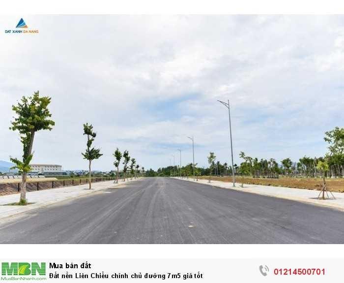 Đất nền Liên Chiểu chính chủ đường 7m5 giá tốt