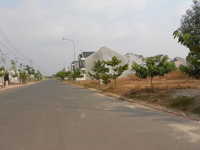Đất Bình Chánh-MT Đinh Đức Thiên-Sổ Đỏ- chỉ 365tr/98m2, hướng Đông