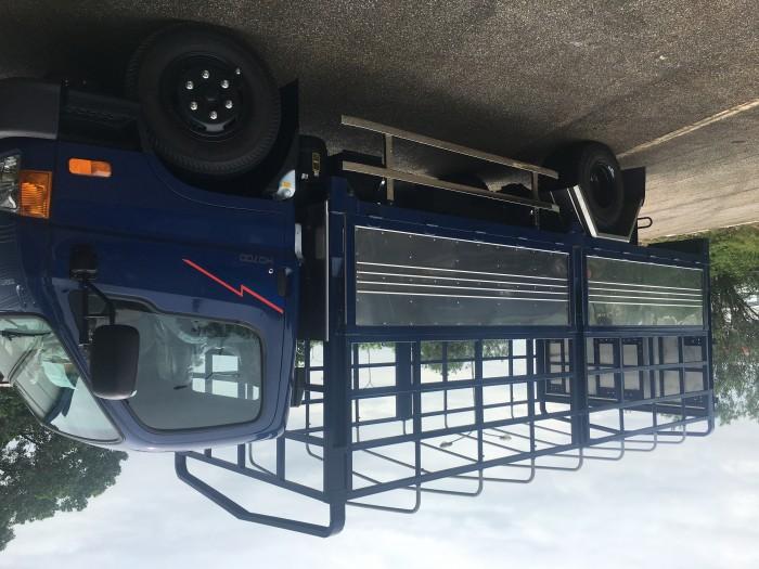 HD700 Đồng Vàng satxi, thùng kín, thùng bạt giao xe ngay, hỗ trợ vay tới 75%
