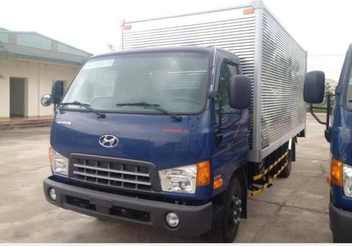 Xe tải Hyundai Porter 150 satxi, thùng kín, thùng bạt giao xe ngay, hỗ trợ vay tơi 75%