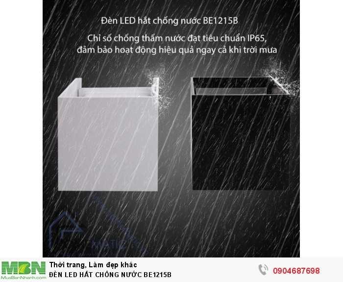 Đèn Led Hắt Chống Nước Be1215B1