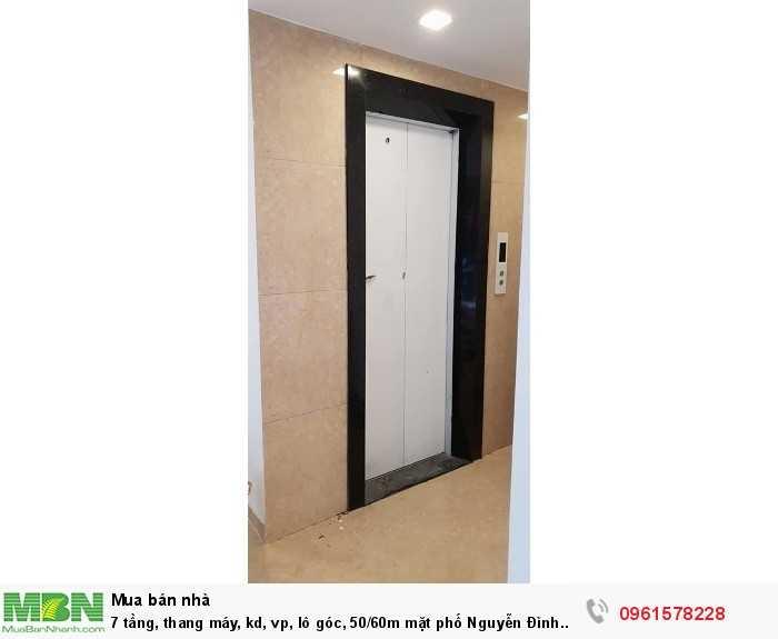 7 tầng, thang máy, kd, vp, lô góc, 50/60m mặt phố Nguyễn Đình Hoàn, Cầu Giấy 11.8 tỷ.