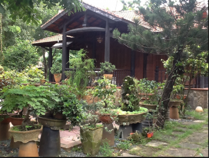 Bán căn nhà vườn, Lê Vĩnh Huy, Củ Chi  629m2, ngang 14