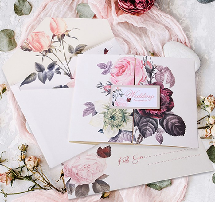 In thiệp cưới, thư mời, thiệp sinh nhật, bao thư giá rẻ