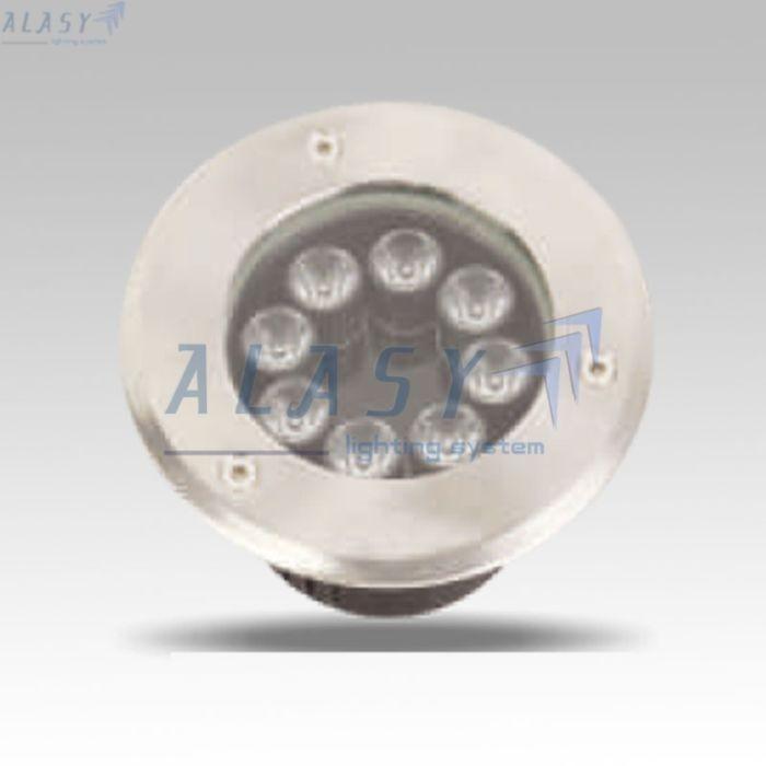 ❖ Công Suất : 8W ❖ Chip LED: Bridgelux (Mỹ)  ❖ Quang Thông: 800 – 960 lumen ❖ Độ hiển thị màu sắc: Ra > 75 ❖ Điện áp hoạt động: 12VAC/DC – 24VAC/DC – 220VAC/DC ❖ Kích thước: Ф 180 xH65mm ❖ Màu sắc: Tùy chọn trong các màu: Trắng , Vàng, Tự Nhiên ❖ Cấp độ bảo vệ: IP 650