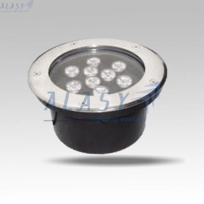 ❖ Công Suất : 12W ❖ Chip LED: Bridgelux (Mỹ)  ❖ Quang Thông: 1200 – 1440 lumen ❖ Độ hiển thị màu sắc: Ra > 75 ❖ Điện áp hoạt động: 12VAC/DC – 24VAC/DC – 220VAC/DC ❖ Kích thước: Ф 230 xH65mm ❖ Màu sắc: Tùy chọn trong các màu: Trắng , Vàng, Tự Nhiên ❖ Cấp độ bảo vệ: IP 650