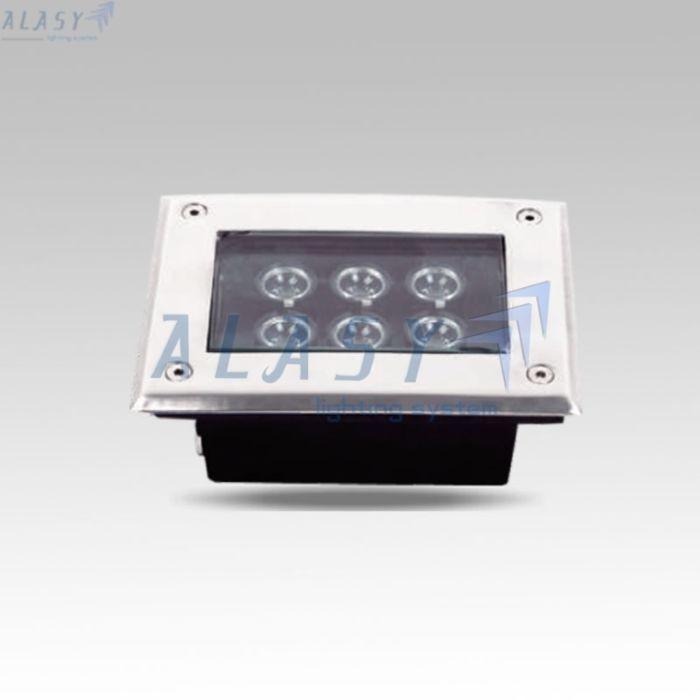 ❖ Công Suất : 6W ❖ Chip LED: Bridgelux (Mỹ)  ❖ Quang Thông: 600 – 720 lumen ❖ Độ hiển thị màu sắc: Ra > 75 ❖ Điện áp hoạt động: 12VAC/DC – 24VAC/DC – 220VAC/DC ❖ Kích thước: L168x128xH60 mm ❖ Màu sắc: Tùy chọn trong các màu: Trắng , Vàng, Tự Nhiên ❖ Cấp độ bảo vệ: IP 650