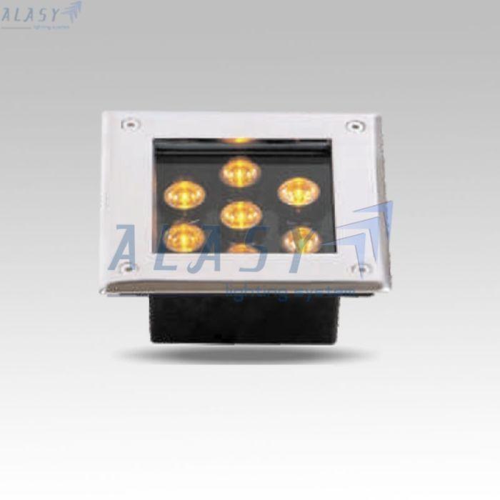 ❖ Công Suất : 7W ❖ Chip LED: Bridgelux (Mỹ)  ❖ Quang Thông: 700 – 840 lumen ❖ Độ hiển thị màu sắc: Ra > 75 ❖ Điện áp hoạt động: 12VAC/DC – 24VAC/DC – 220VAC/DC ❖ Kích thước: L160x160xH60 mm ❖ Màu sắc: Tùy chọn trong các màu: Trắng , Vàng, Tự Nhiên ❖ Cấp độ bảo vệ: IP 650