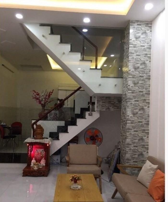 Cho thuê nhà hẻm đường Tây Thạnh , P Tây Thạnh Q Tân Phú