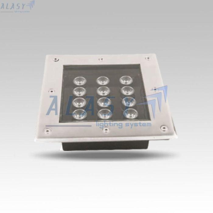 ❖ Công Suất : 12W ❖ Chip LED: Bridgelux (Mỹ)  ❖ Quang Thông: 1200 – 1440 lumen ❖ Độ hiển thị màu sắc: Ra > 75 ❖ Điện áp hoạt động: 12VAC/DC – 24VAC/DC – 220VAC/DC ❖ Kích thước: L160x200xH60 mm ❖ Màu sắc: Tùy chọn trong các màu: Trắng , Vàng, Tự Nhiên ❖ Cấp độ bảo vệ: IP 650