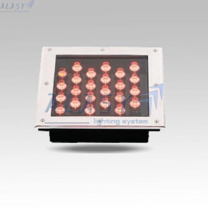 ❖ Công Suất : 24W ❖ Chip LED: Bridgelux (Mỹ)  ❖ Quang Thông: 2400 – 2880 lumen ❖ Độ hiển thị màu sắc: Ra > 75 ❖ Điện áp hoạt động: 12VAC/DC – 24VAC/DC – 220VAC/DC ❖ Kích thước: L230x230xH60 mm ❖ Màu sắc: Tùy chọn trong các màu: Trắng , Vàng, Tự Nhiên ❖ Cấp độ bảo vệ: IP 650