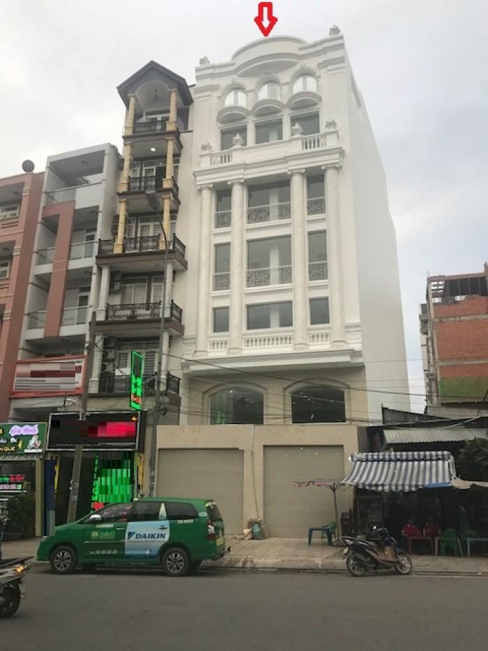 Cho Thuê Nhà MT Bờ Bao Tân Thắng, Sơn Kỳ, Q. Tân Phú Dt 8x20m